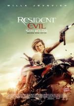 Resident Evil: Son Bölüm (2016) afişi