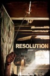 Resolution (2012) afişi