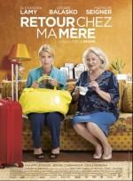 Retour Chez Ma Mère (2016) afişi