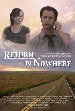 Return to Nowhere (2013) afişi