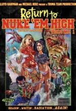 Return to Nuke 'Em High Volume 1 (2013) afişi