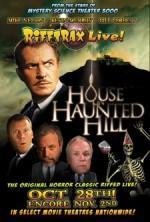 RiffTrax Live: House on Haunted Hill (2010) afişi