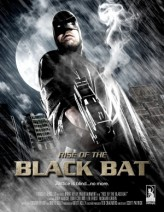 Rise of the Black Bat (2012) afişi