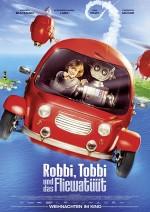 Robbi, Tobbi und das Fliewatüüt (2016) afişi