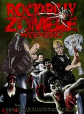 Rockabilly Zombie Weekend  afişi