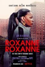 Roxanne Roxanne (2017) afişi