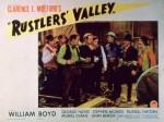 Rustlers' Valley (1937) afişi