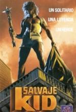 Salvaje Kid (1987) afişi