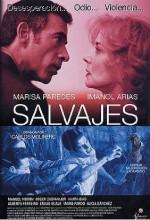 Salvajes (2001) afişi