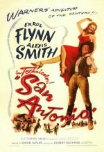 San Antonio (1945) afişi