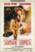 Shanghai Surprise (1986) afişi