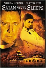 Satan Never Sleeps (1962) afişi