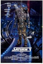 Satürn 3 (1980) afişi