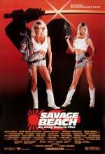 Savage Beach (1989) afişi