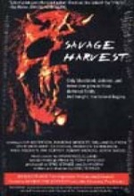 Savage Harvest (1994) afişi