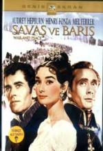 Savaş ve Barış (1956) afişi