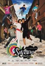Sayang (2009) afişi