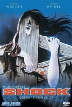Schock (1977) afişi