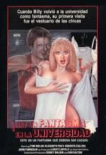School Spirit (1985) afişi