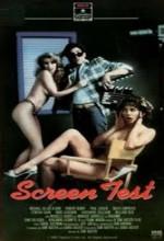 Screen Test (1985) afişi