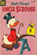 Scrooge Mcduck And Money (1967) afişi