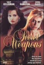 Secret Weapons (1985) afişi