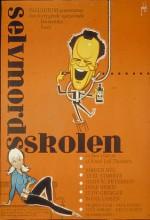 Selvmordsskolen (1964) afişi