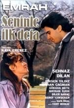 Seninle İlk Defa (1988) afişi