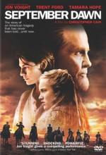 September Dawn (2006) afişi
