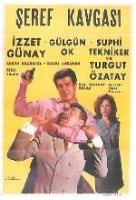 Şeref Kavgası (1966) afişi