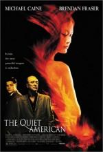 Sessiz Amerikalı (2002) afişi