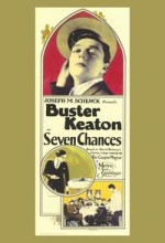 Seven Chances (1925) afişi