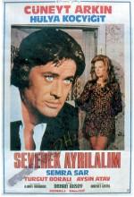 Severek Ayrılalım (1971) afişi