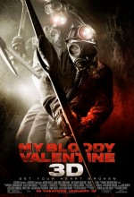 Sevgililer Günü Katliamı 3D (2009) afişi