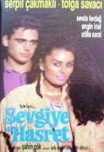 Sevgiye Hasret (1987) afişi