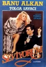 Seviyorum (1986) afişi