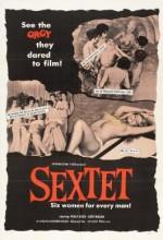 Sextet (1964) afişi