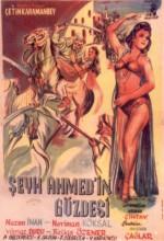 Şeyh Ahmedin Gözdesi (1955) afişi