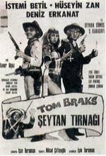 Şeytan Tırnağı (1972) afişi