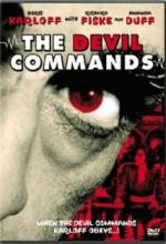 Şeytanın Emirleri