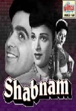 Shabnam (1948) afişi