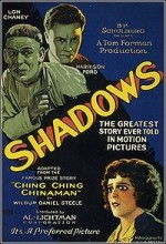 Shadows (1922) afişi