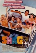 Shag (1989) afişi