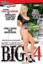 She Likes ıt Big 4 (2009) afişi