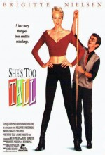 She's Too Tall (1998) afişi
