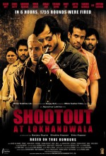 Shootout At Lokhandwala (2007) afişi