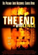 Şiddetin Sonu (1997) afişi
