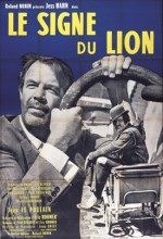 The Sign of Leo (1959) afişi
