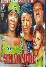 Sin No More (2008) afişi