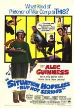 Situation Hopeless... But Not Serious (1965) afişi